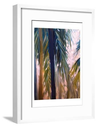Palm Trees 2-Boho Hue Studio-Framed Art Print