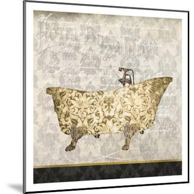 In The Hotel 1-Kimberly Allen-Mounted Art Print