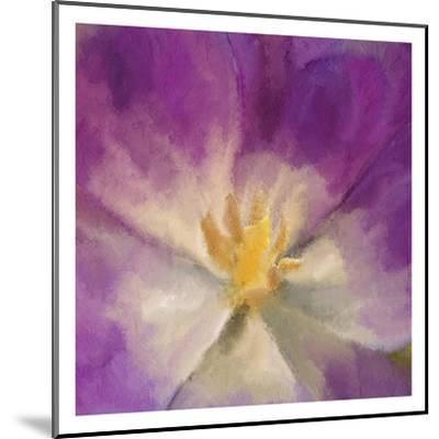 Purple Bloom-Kimberly Allen-Mounted Art Print