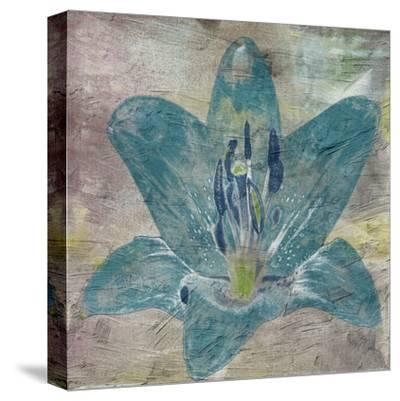 Vibrany Lily 2-Sheldon Lewis-Stretched Canvas Print