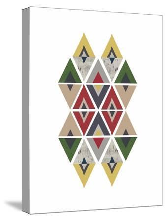 Mid Century Safari F-Urban Epiphany-Stretched Canvas Print