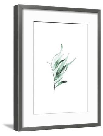 Tender Leaves 2-Urban Epiphany-Framed Art Print