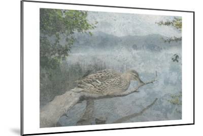 Sitting Duck-Sheldon Lewis-Mounted Art Print