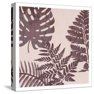 Fern Time 3-Sheldon Lewis-Stretched Canvas Print