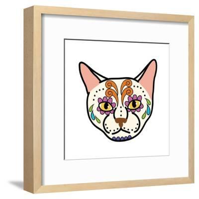 Sugar Kitty 2-Marcus Prime-Framed Art Print