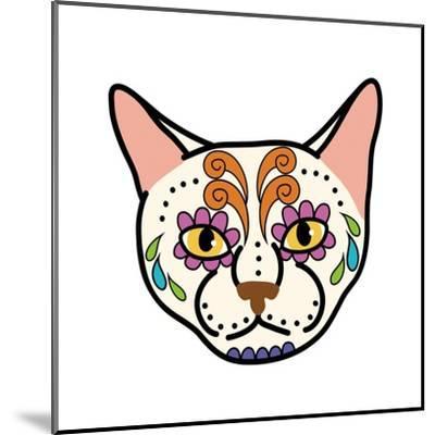 Sugar Kitty 2-Marcus Prime-Mounted Art Print