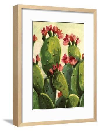 Cactus-Boho Hue Studio-Framed Art Print