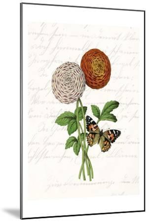 Dahlia 2-Kimberly Allen-Mounted Art Print