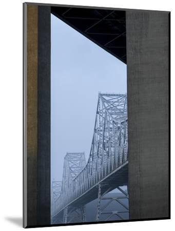 Carquinez Bridge, Crockett, California, USA-Panoramic Images-Mounted Photographic Print