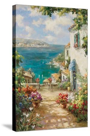 Citta del Mare-Paline-Stretched Canvas Print