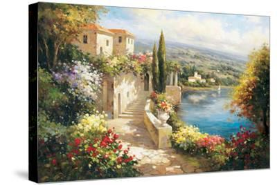 Casa dell'Oceano-Paline-Stretched Canvas Print