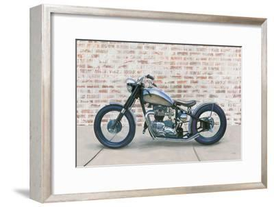 Lets Roll II-James Wiens-Framed Art Print