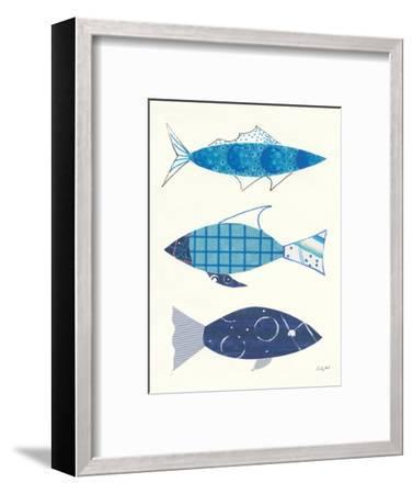 Go With the Flow III-Courtney Prahl-Framed Art Print