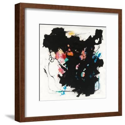 Abstract Redacted-Mike Schick-Framed Art Print