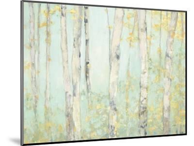 Spring Birches-Julia Purinton-Mounted Art Print