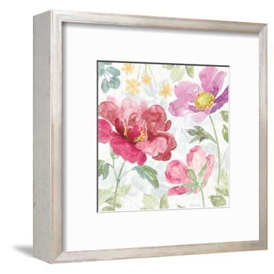 Springtime Bloom II-Beth Grove-Framed Art Print