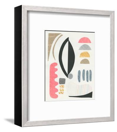 Mixed Shapes II-Courtney Prahl-Framed Art Print
