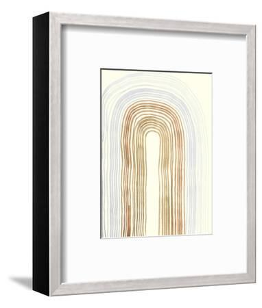 Imperfect Lines IV-Alicia Ludwig-Framed Art Print