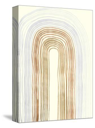 Imperfect Lines IV-Alicia Ludwig-Stretched Canvas Print