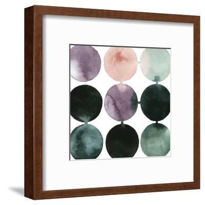 Seafoam Fizz III-Grace Popp-Framed Art Print