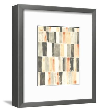 Soft Swatches I-June Vess-Framed Art Print