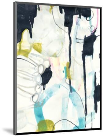 Graffiti Split I-June Vess-Mounted Art Print