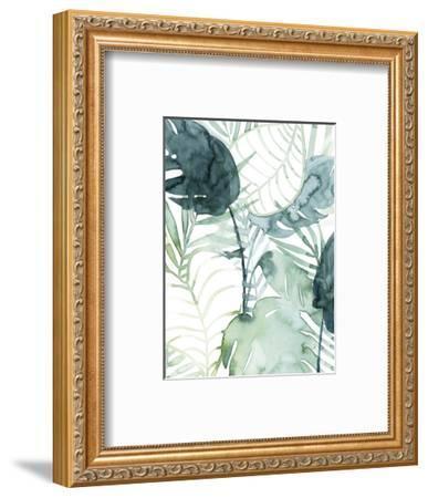 Palm Pieces II-Grace Popp-Framed Art Print