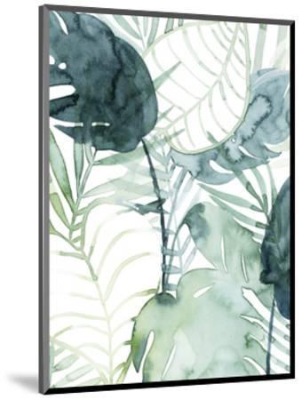 Palm Pieces II-Grace Popp-Mounted Art Print