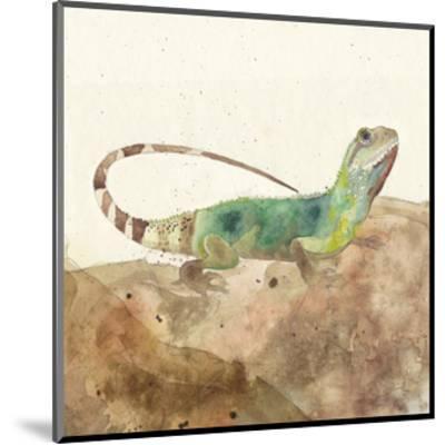 Reptillian I-Alicia Ludwig-Mounted Art Print
