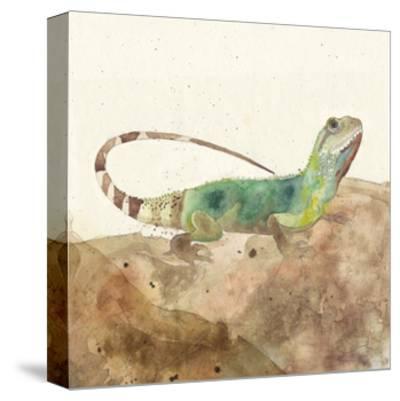 Reptillian I-Alicia Ludwig-Stretched Canvas Print