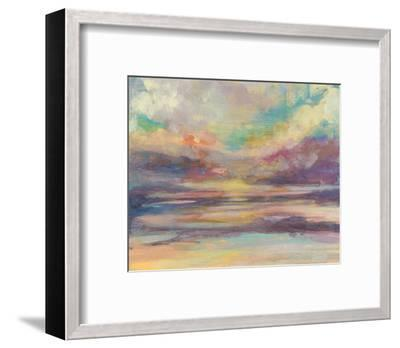 Sunset Light II-Jennifer Goldberger-Framed Art Print