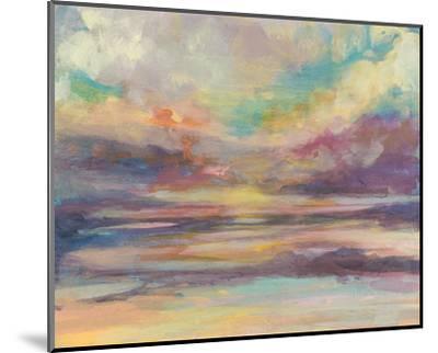 Sunset Light II-Jennifer Goldberger-Mounted Art Print