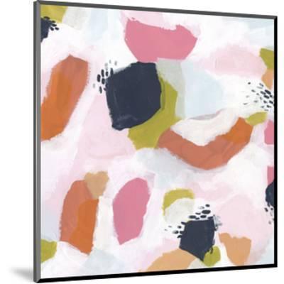 Confetti Currents II-June Vess-Mounted Art Print
