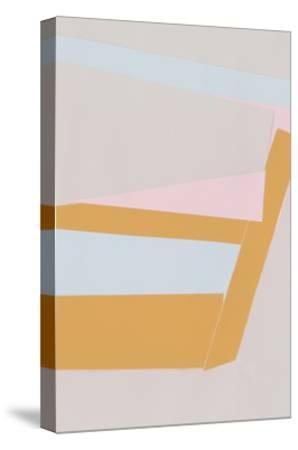 Soft Blocks I-Alicia Ludwig-Stretched Canvas Print