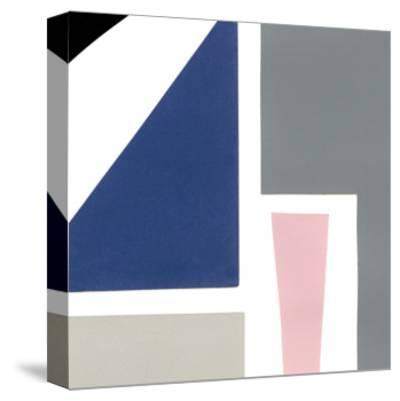 Color Blocks II-Alicia Ludwig-Stretched Canvas Print