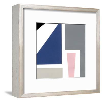 Color Blocks II-Alicia Ludwig-Framed Art Print