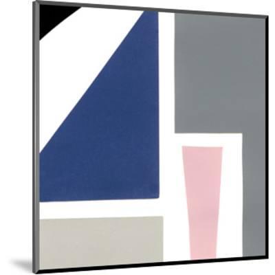 Color Blocks II-Alicia Ludwig-Mounted Art Print