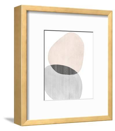 Shifting Spheres I-Grace Popp-Framed Art Print