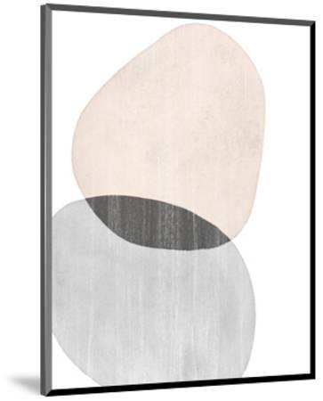Shifting Spheres I-Grace Popp-Mounted Art Print