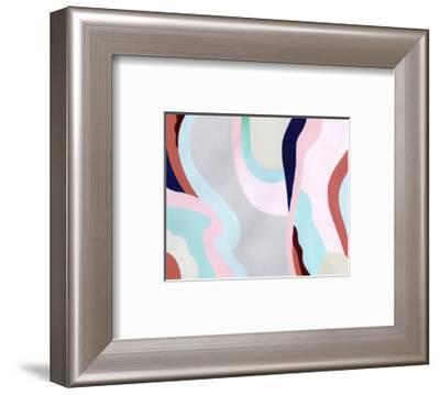 Pastel Highlands VI-Grace Popp-Framed Art Print
