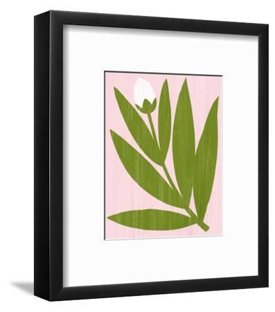 Flower Cutting IV-Grace Popp-Framed Art Print