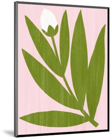 Flower Cutting IV-Grace Popp-Mounted Art Print