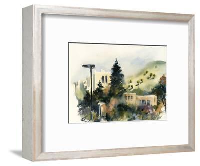 View-Sophia Rodionov-Framed Art Print