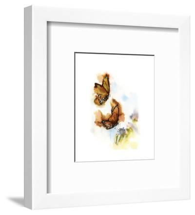 Butterflies V-Sophia Rodionov-Framed Art Print