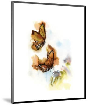 Butterflies V-Sophia Rodionov-Mounted Art Print