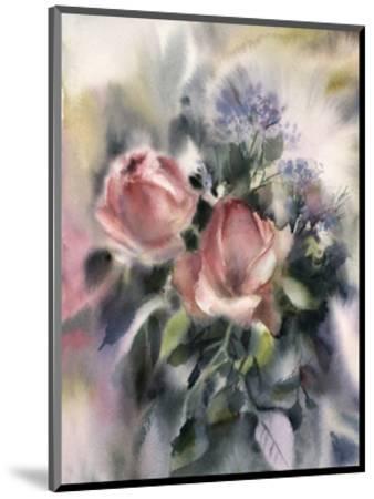 Rose Bouquet-Sophia Rodionov-Mounted Art Print