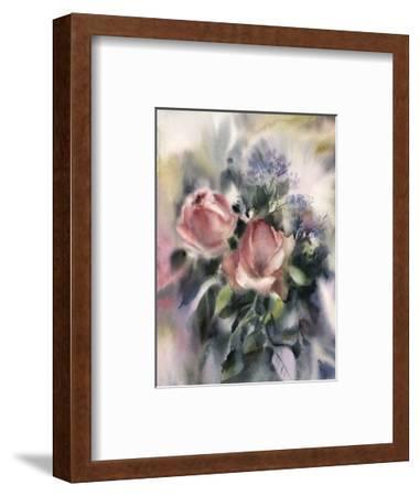 Rose Bouquet-Sophia Rodionov-Framed Art Print