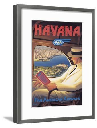 Havana-Kerne Erickson-Framed Premium Giclee Print