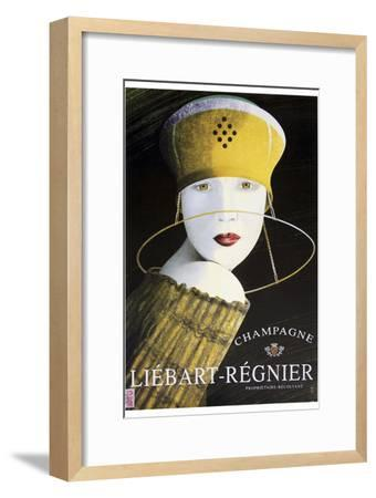Spirits022-Vintage Lavoie-Framed Giclee Print