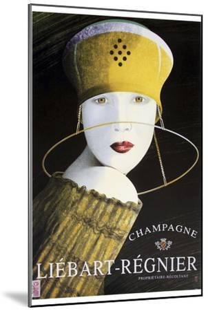 Spirits022-Vintage Lavoie-Mounted Giclee Print